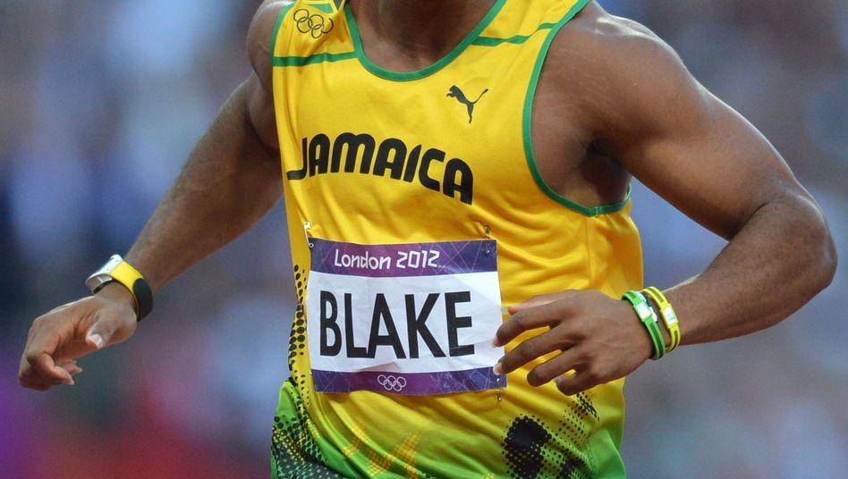 Sprinter Blake: WM-Absage wegen Oberschenkelverletzung
