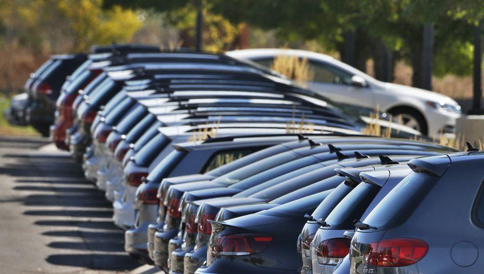 Autohändler in Colorado