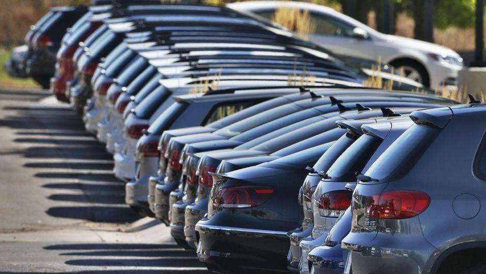 VW-Autos in den USA: Druckventile statt BahnCard 100