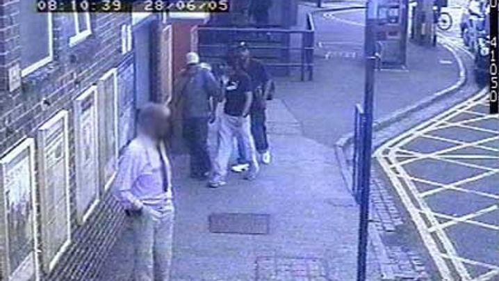 London: Der Weg der Attentäter