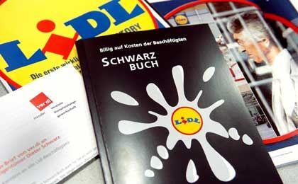 """Lidl-Schwarzbuch (2004): """"Menschenunwürdige Arbeitsbedingungen"""""""