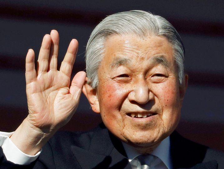 Kaiser Akihito: Ende einer Ära