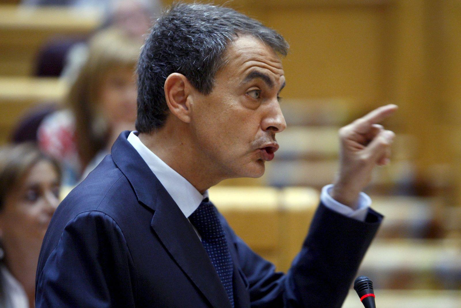 Zapatero unter Druck