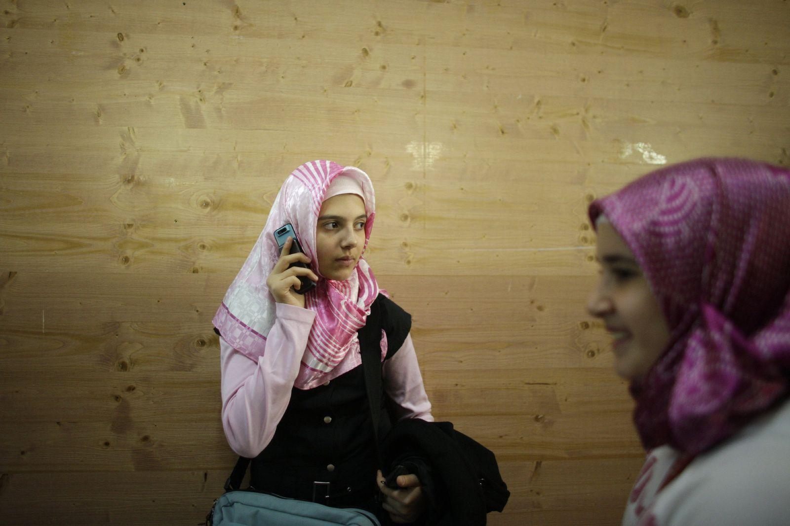 Moschee - Headscarf