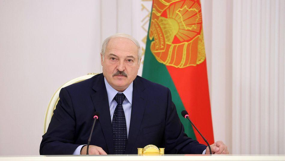 Lukaschenko: Seit Monaten kommt es in Belarus zu Demonstrationen gegen den Machthaber