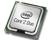 Intel Prozessor Core 2 Duo: Besseres Verhältnis von Leistung zu Stromverbrauch als Pentium-CPUs