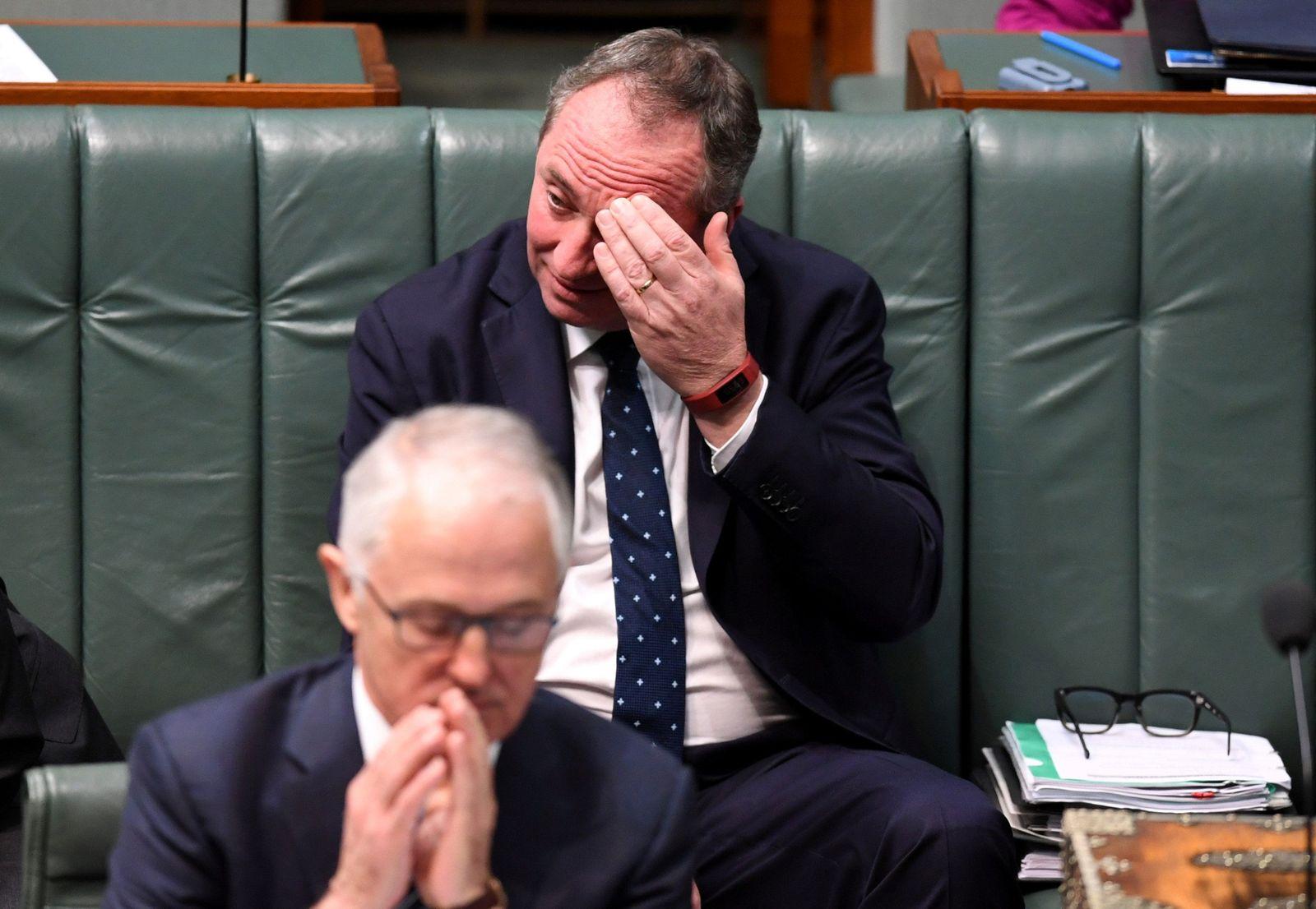 AUSTRALIA-POLITICS/