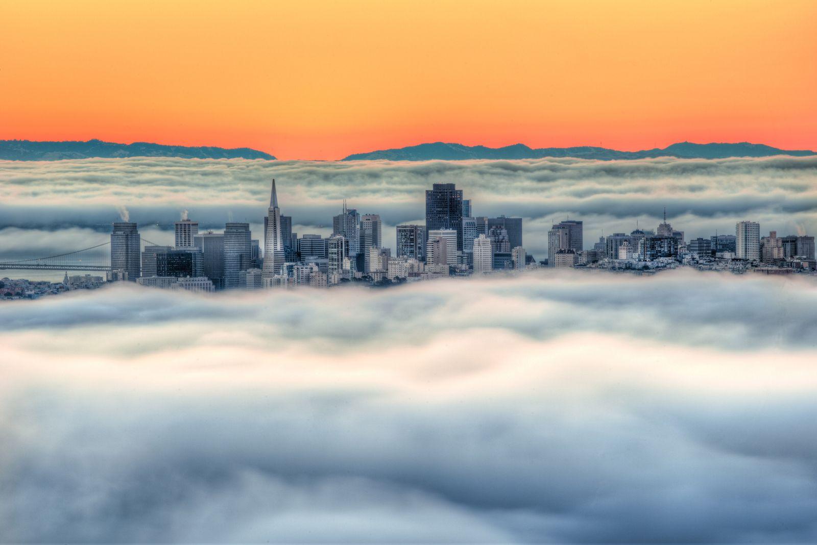 EINMALIGE VERWENDUNG SPIEGEL Plus SPIEGEL 45/2016 S. 76 San Francisco