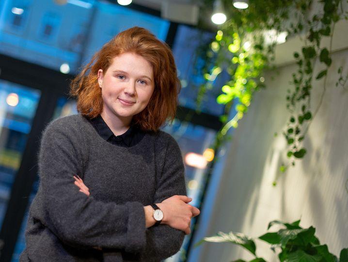 Unternehmenserbin Verena Bahlsen