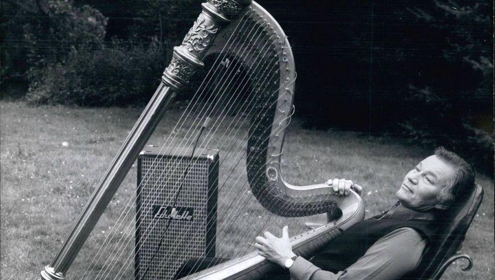 Harfen: Die weißen Raben im Jazz