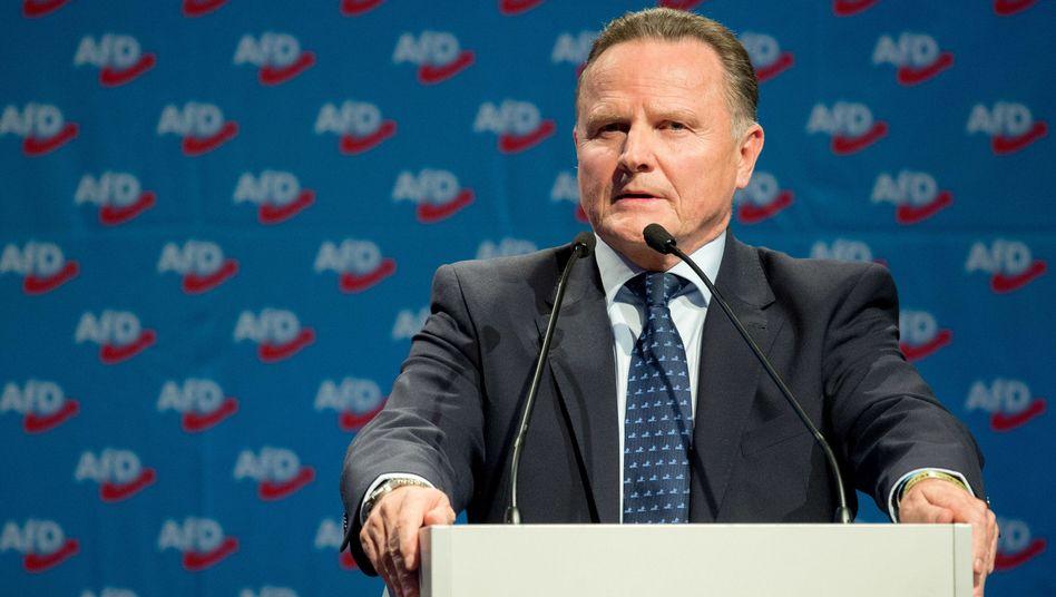 AfD-Politiker Pazderski