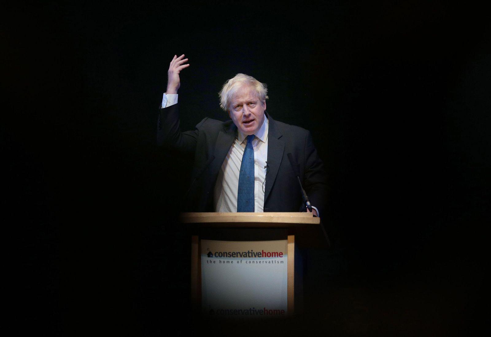 Boris Johnson / Parteitag