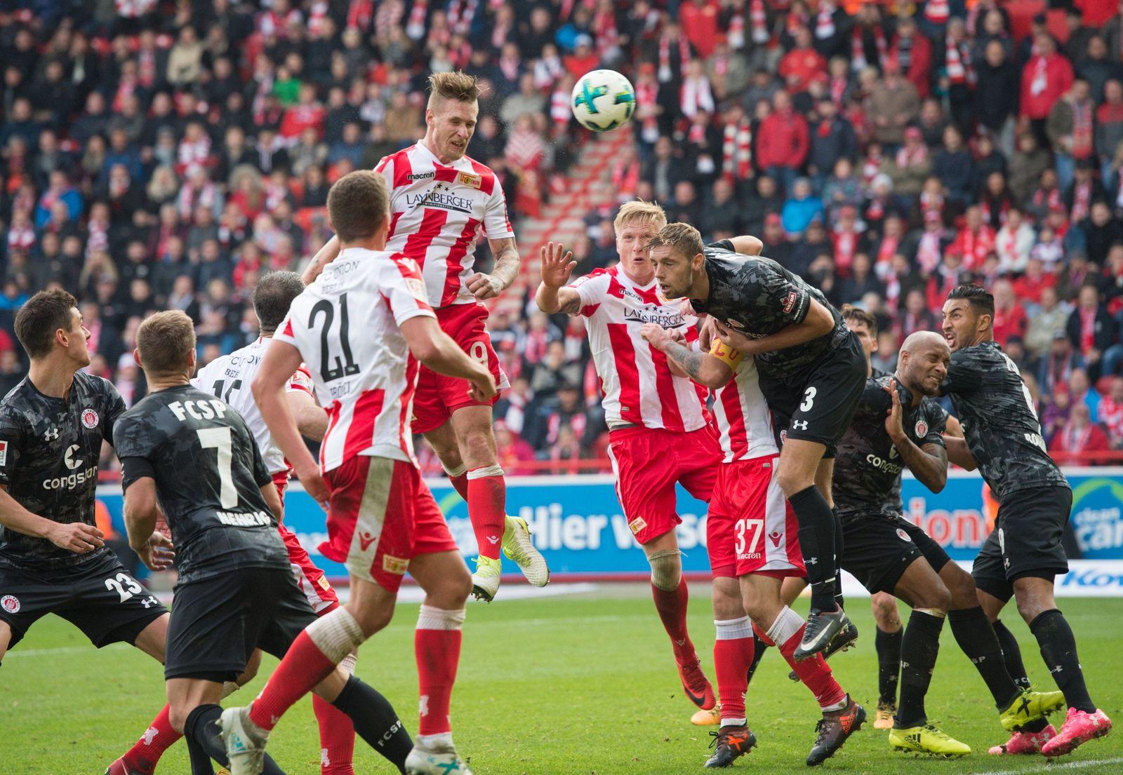 1. FC Union Berlin - FC St. Pauli