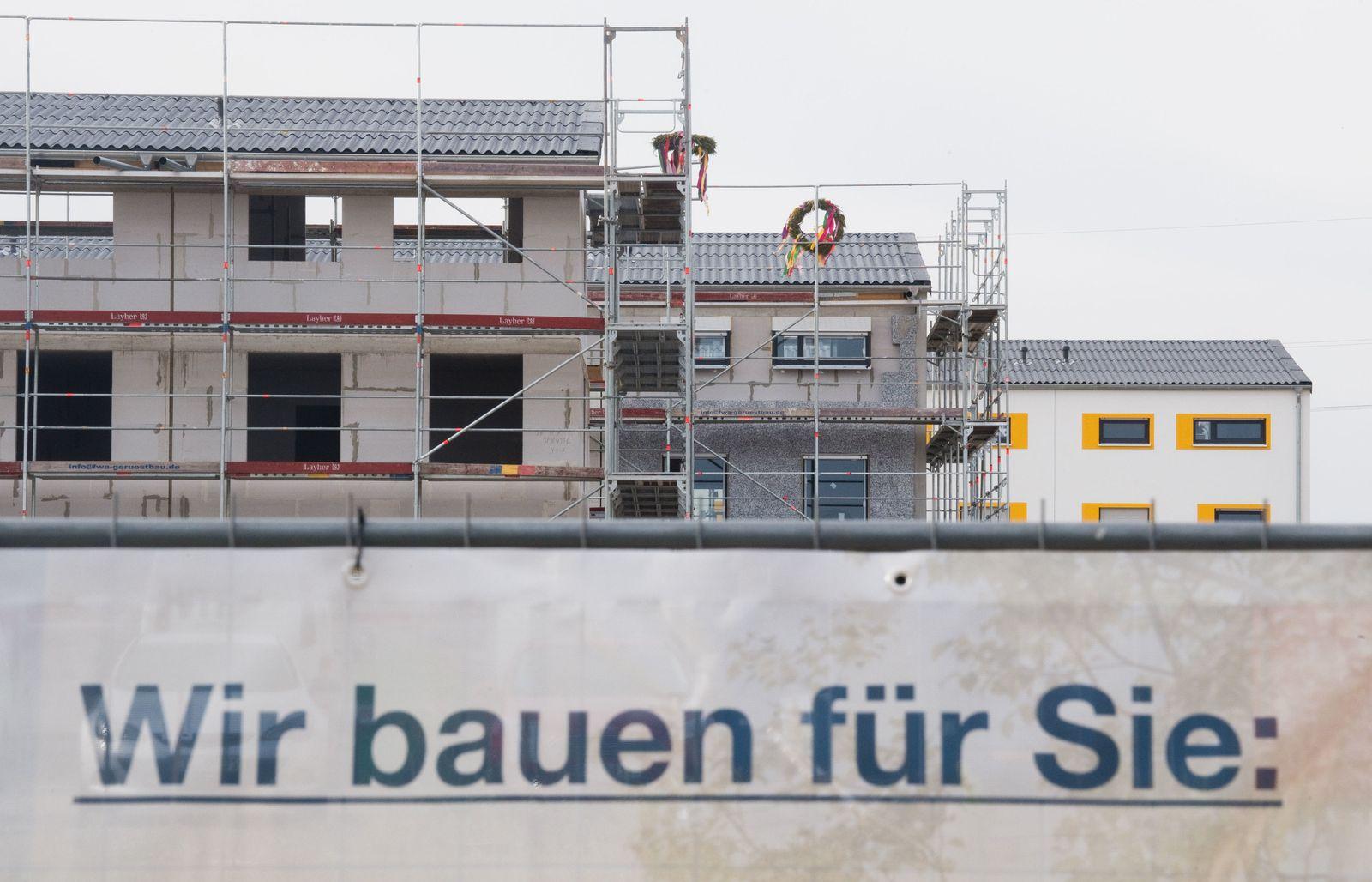 Wohnungsnot / Neubauten