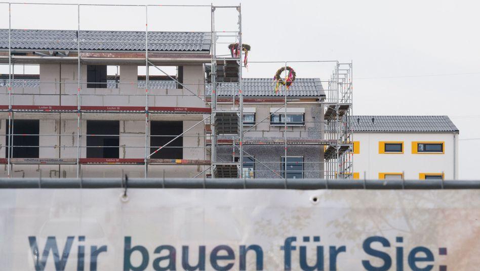 Neubauten in Hannover
