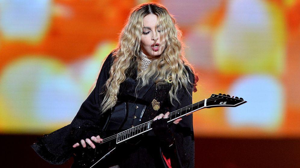 """Madonna zu Jessica Chastain: """"Du warst eine sehr gute Bitch"""""""