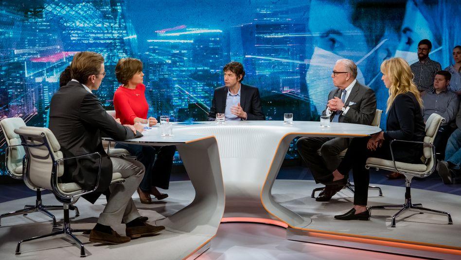 """""""Maybrit Illner"""" zu Corona-Angst: Bei dieser Sendung war schon die Ausgangsfrage Quatsch"""