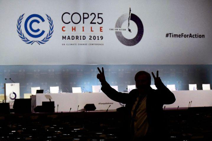 Uno-Klimakonferenz in Madrid 2019: Anfang November kommen die Diplomaten erstmals seit zwei Jahren wieder in Glasgow zusammen