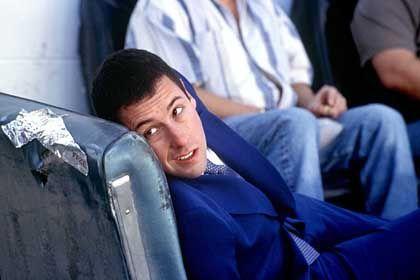"""Anderson-Film """"Punch-Drunk Love"""", Hauptdarsteller Sandler: """"Er hat einen wunderbaren, leisen Stolz"""""""