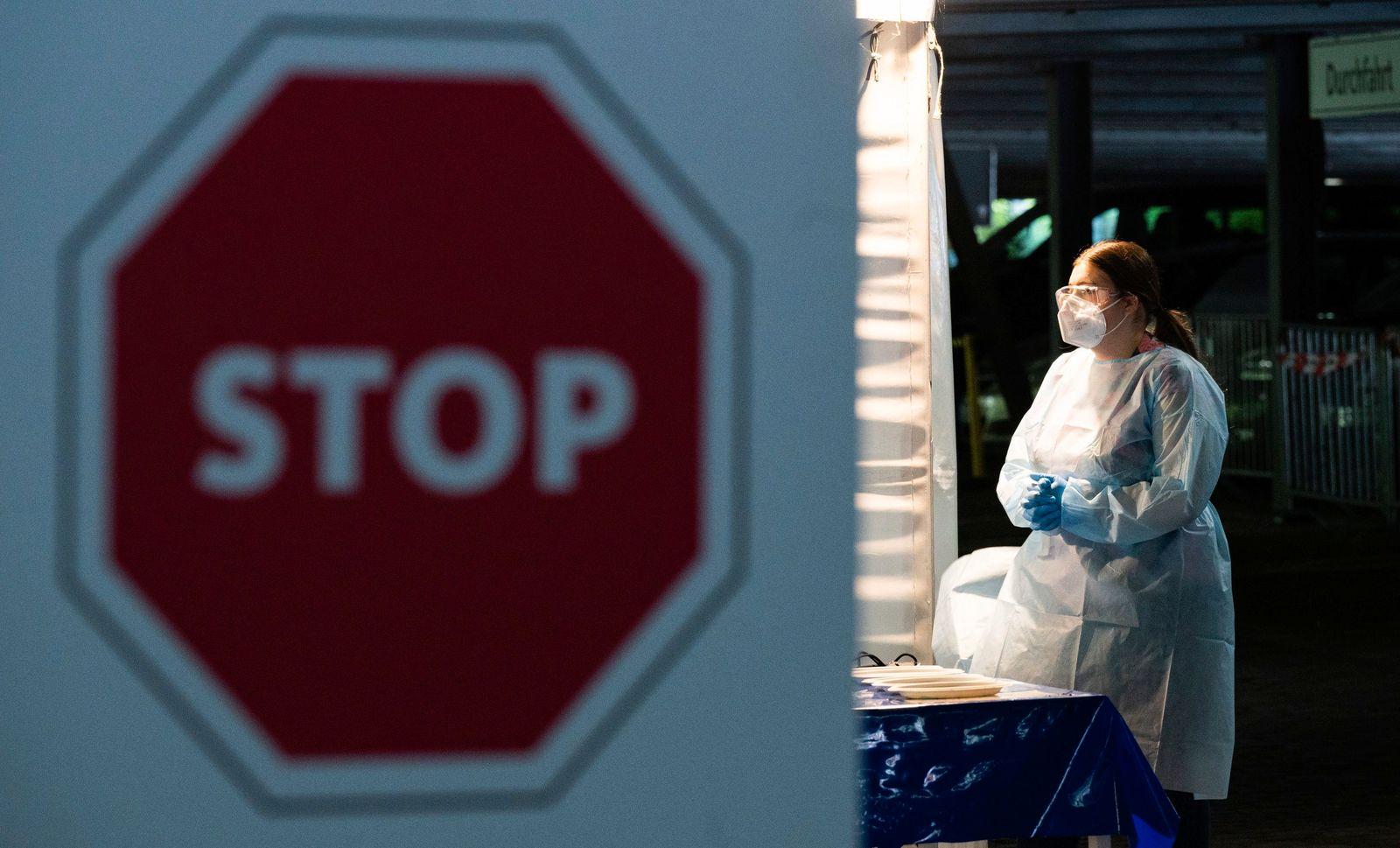 Coronavirus - Ende der kostenlosen Schnelltests?