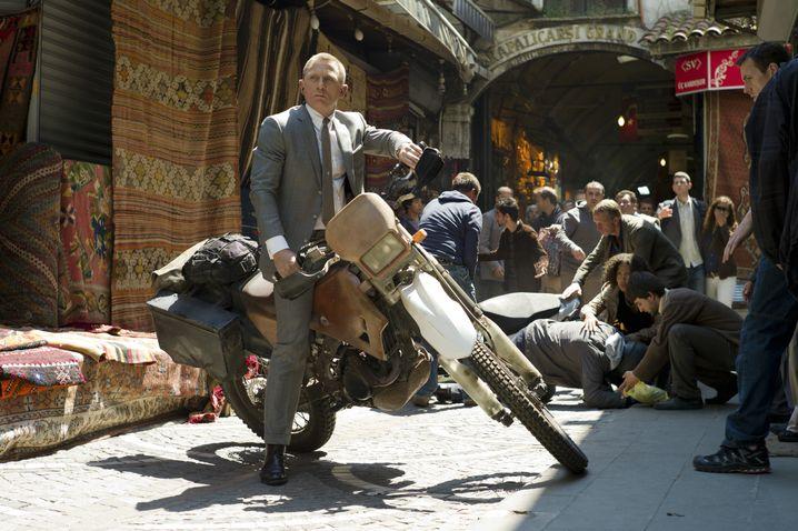 """Bond in """"Skyfall"""": Bedingungslose Kampfmaschine - mit einem labilen Kern"""