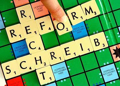 Reformwerk: Viele Buchstaben, wenig Punkte?