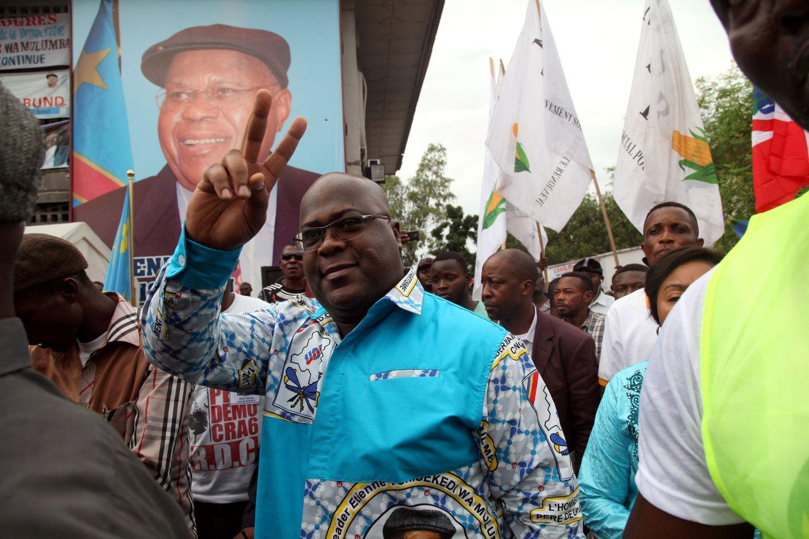 Felix Tshisekedi Kongo