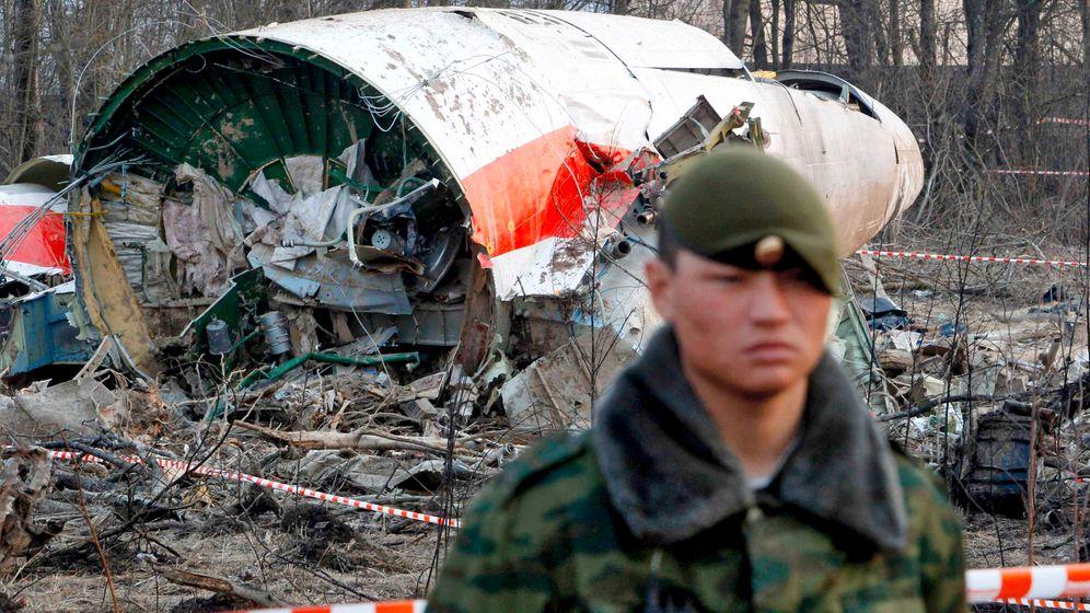 Tragödie von Smolensk: Das Versagen der Smolensk-Ermittler