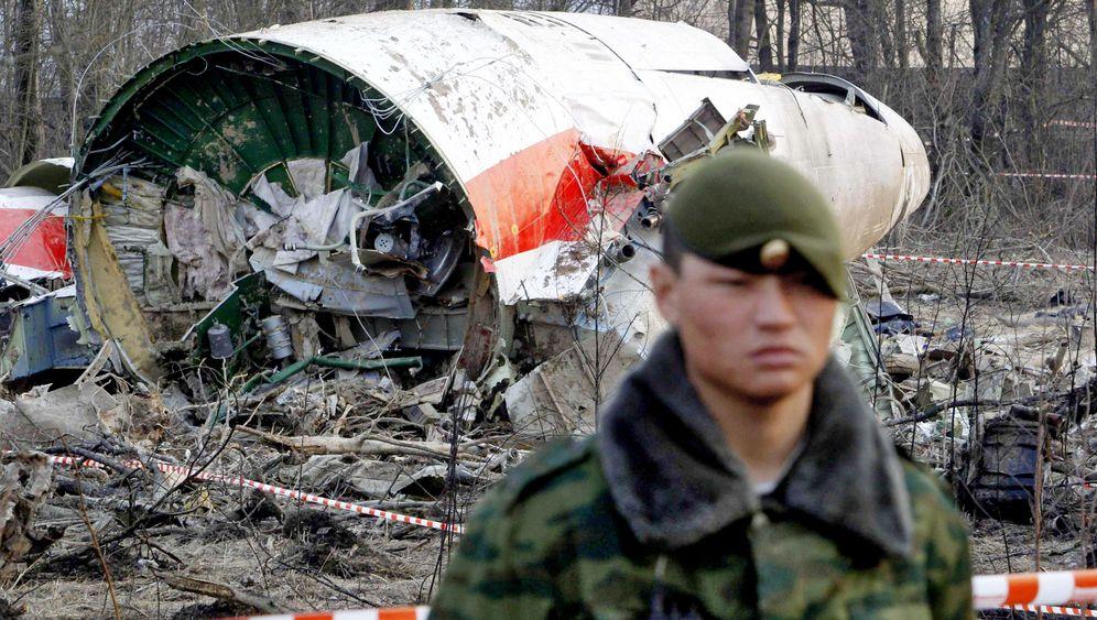 Tragödie von Smolensk: Berliner Störenfried