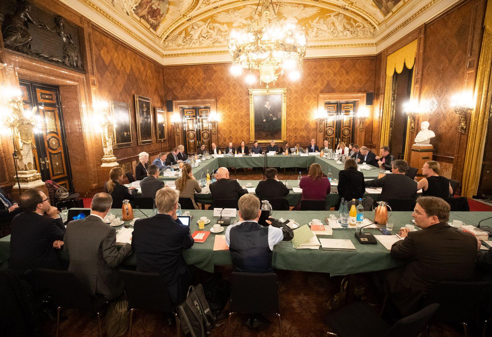 Sondersitzung Wissenschaftsausschuss