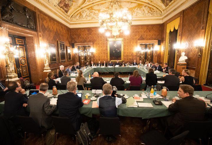 Sondersitzung des Wissenschaftsausschusses