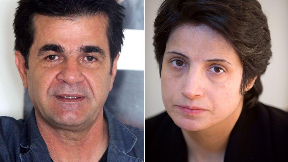 """Inhaftierte Oppositionelle Panahi und Sotude: """"Iran akzeptiert keine Vorbedingungen"""""""