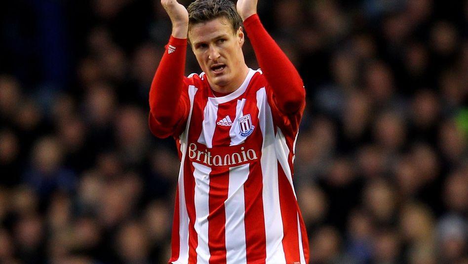Verteidiger Huth: Einzer Treffer beim Auswärtssieg von Stoke City