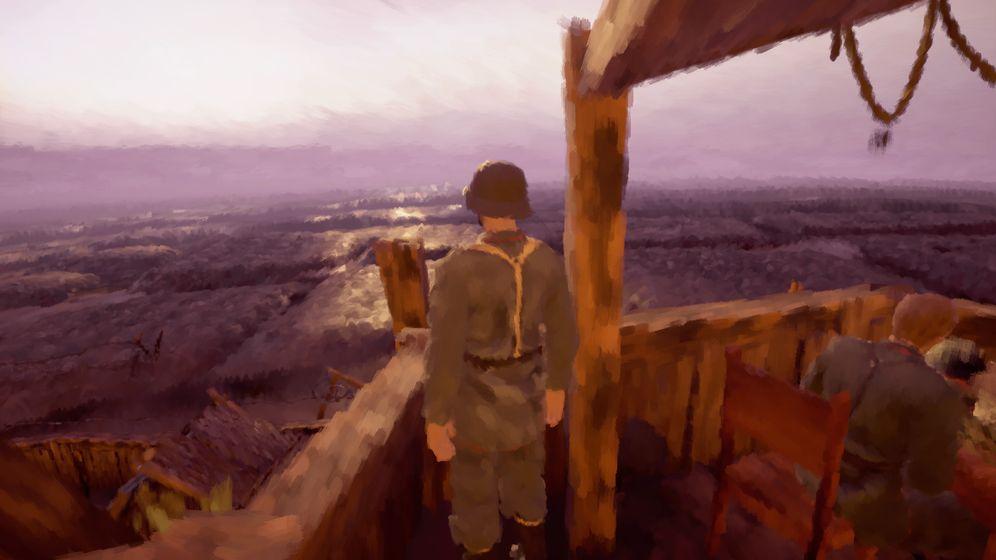 """Videospiel """"11 - 11"""": Krieg ohne Mythos"""
