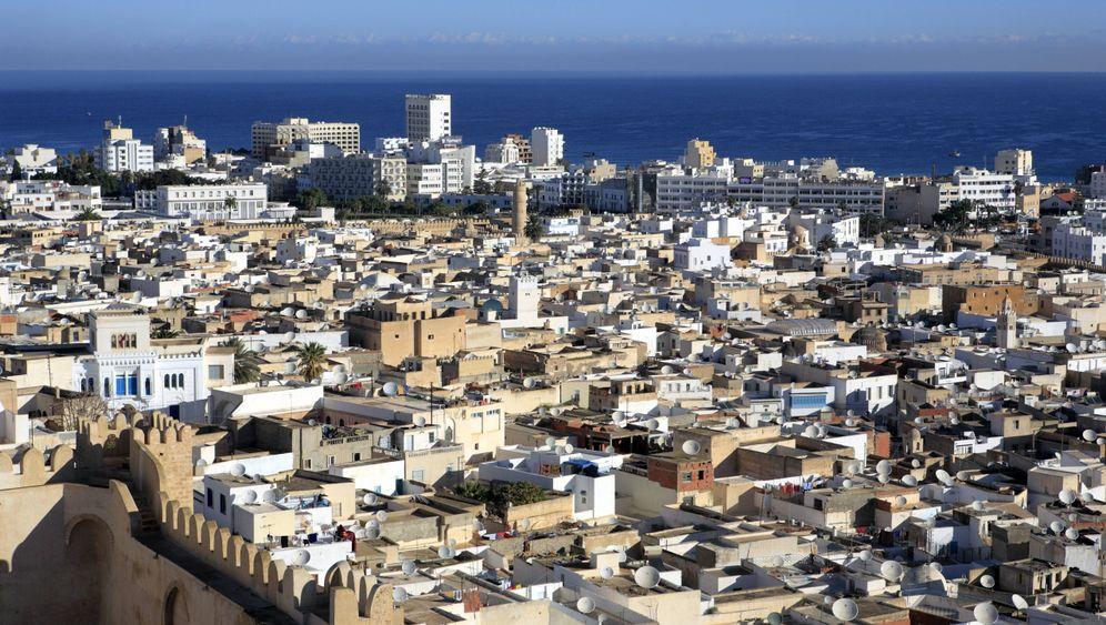 Touristenhochburg Sousse: Weite Strände, enge Gassen