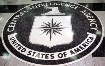 Logo im CIA-Hauptquartier: Die Entscheidung des Kongresses gegen Folter ist klar - aber Bush ist dagegen