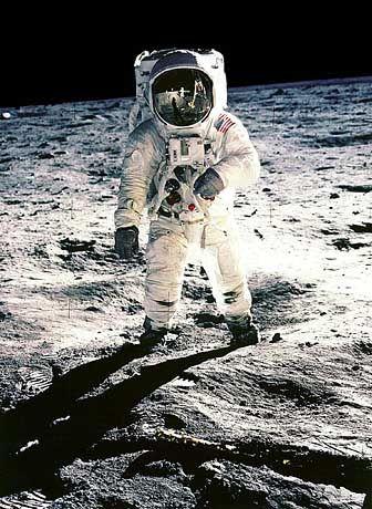 Apollo-11-Mondlandung am 20. Juli 1969: Neuauflage kostet 100 Milliarden