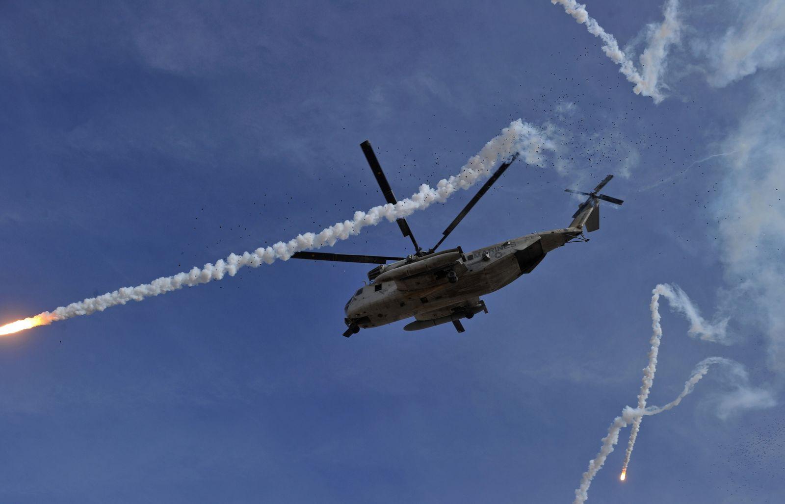 Afghanistan Nato-Helikopter