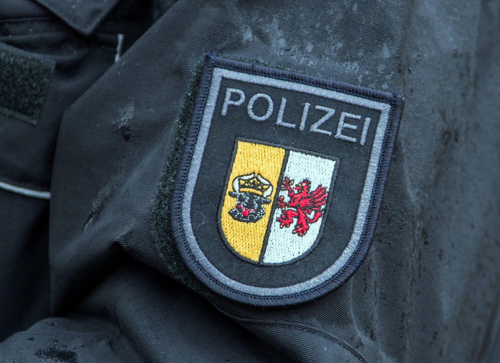 Polizisten in MV festgenommen Munition