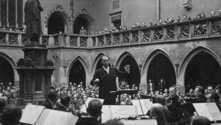 Dirigent und Retter Hans Swarowsky