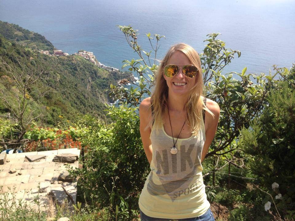 EINMALIGE VERWENDUNG Reiseblogger / Felicia Hargarten