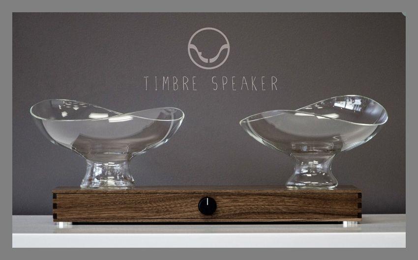 EINMALIGE VERWENDUNG neuerdings / Timbre Speaker Audioanlage