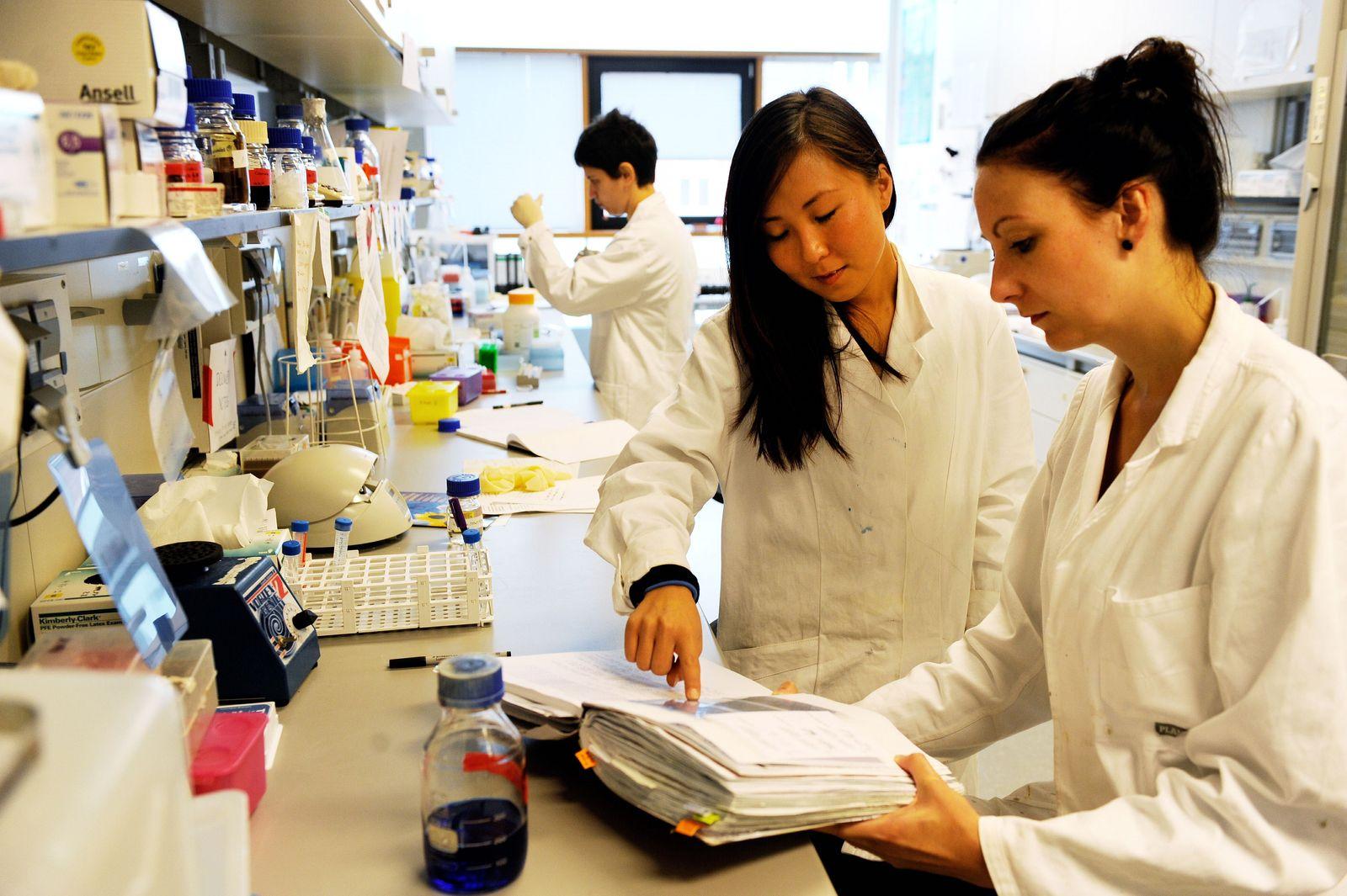 NICHT VERWENDEN Labor / Studenten / Jacobs University Bremen