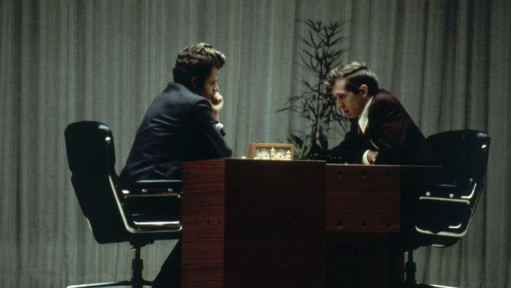 Legendäres Schachduell: Psychokrieg um die Krone