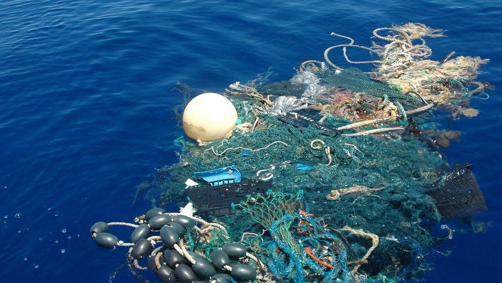 Kampf gegen Meeresmüll: Politiker wollen Pfandpflicht für Plastiktüten