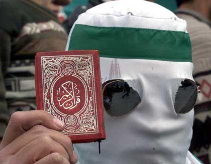 Aktivist der radikal-islamistischen Hamas: Jung, ledig, gebildet