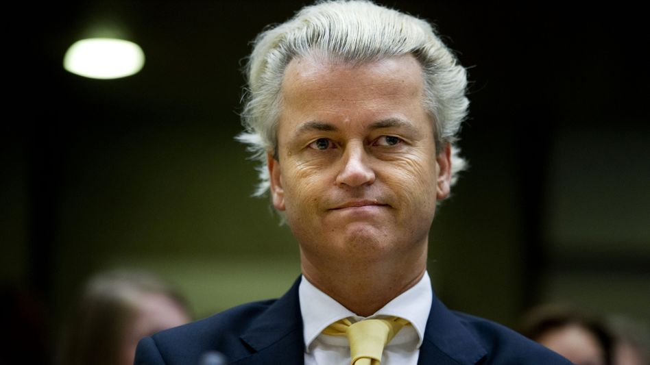 Right-wing populist Geert Wilders has been cleared of all charges.