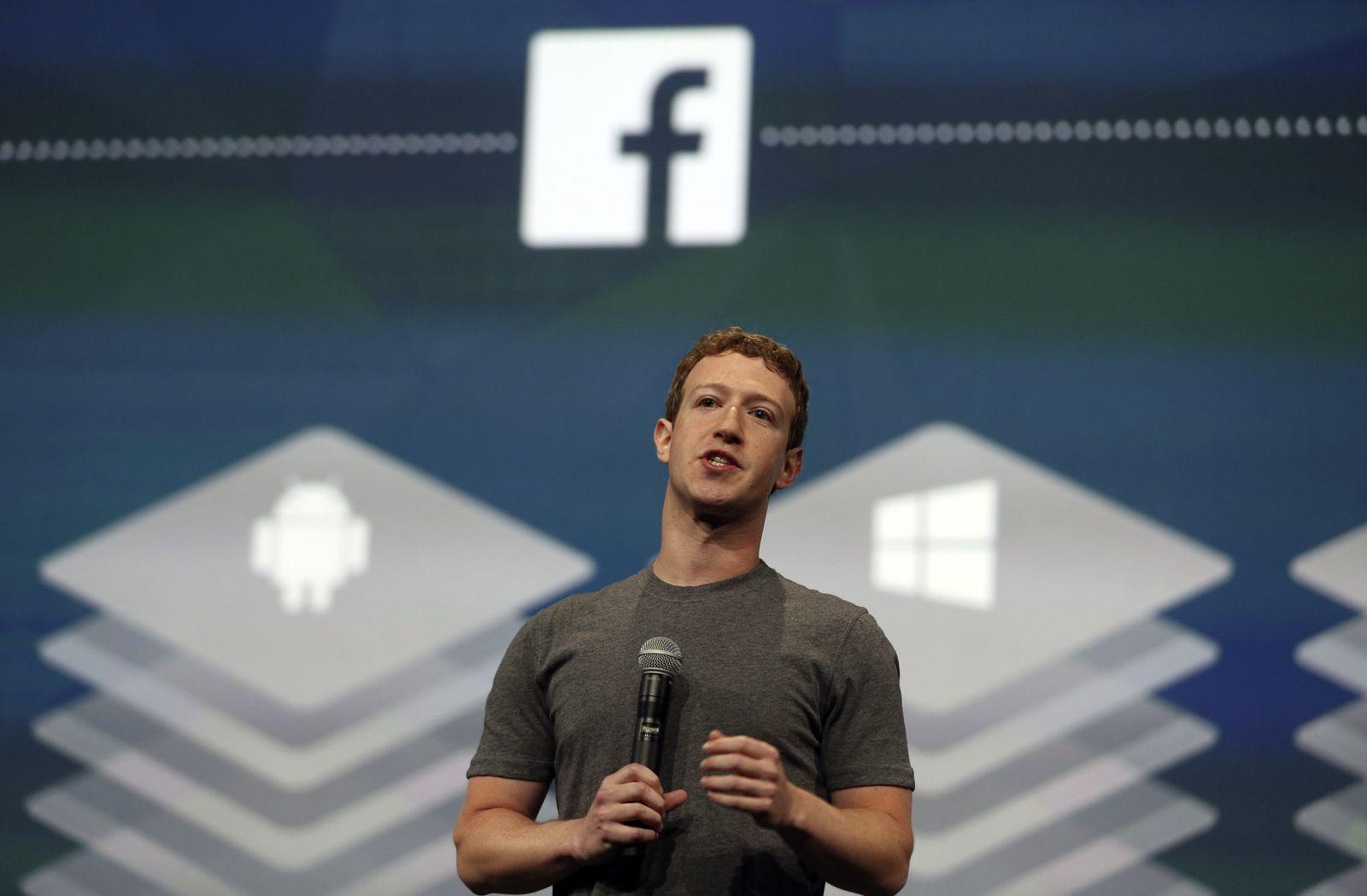 Facebook Marc Zuckerberg