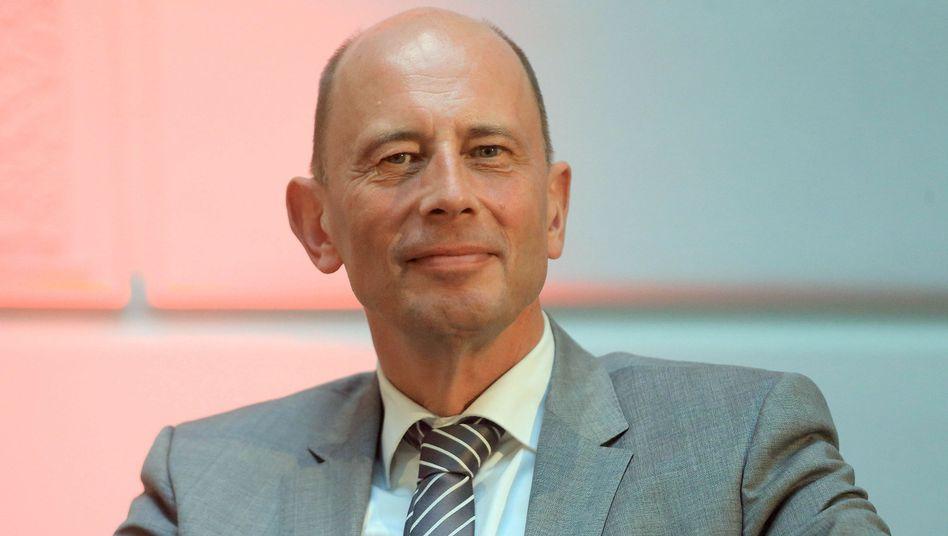 Politiker Tiefensee: Wichtiger Posten im Landeskabinett