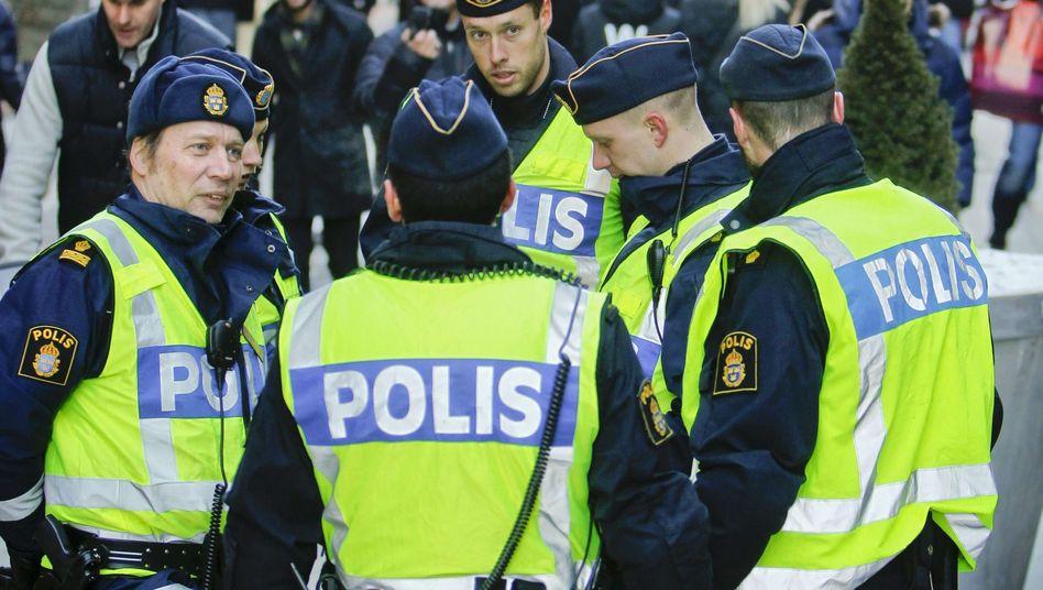 Terror in Stockholm: Selbstmordanschlag erschüttert Schweden